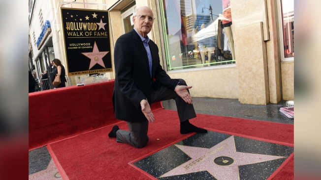 Jeffrey Tambor Honored With Star on Hollywood Walk of Fame