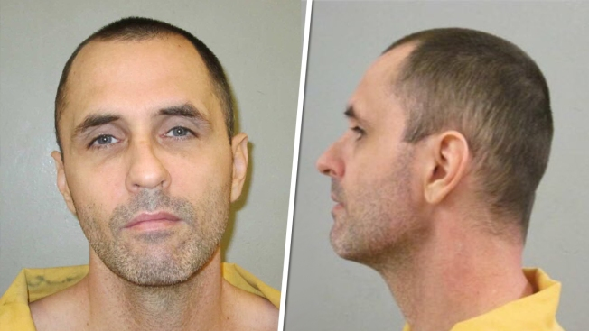 Inmate who escaped prison for second time captured in Central Texas