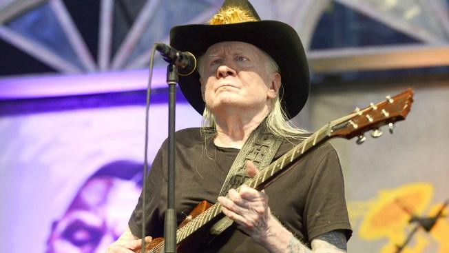 Blues Legend Johnny Winter Dies at 70 in Zurich