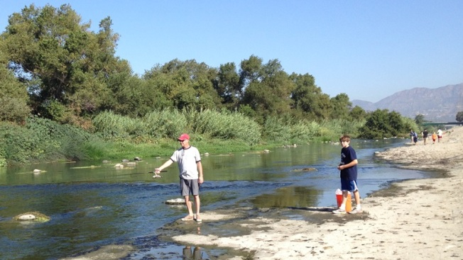 Urban Anglers: LA River Fishing Derby