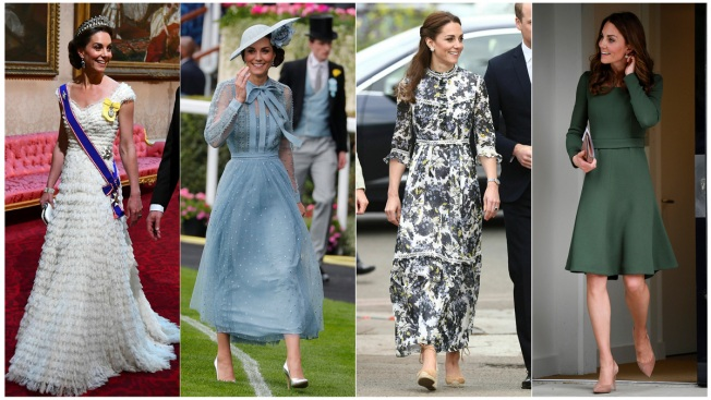 Bloggers Make Careers Out of Following the Duchesses' Style
