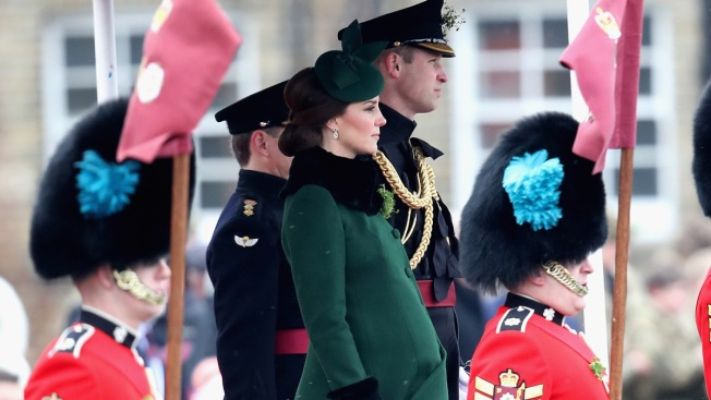 5 Things to Know About William and Kate's 3rd Child