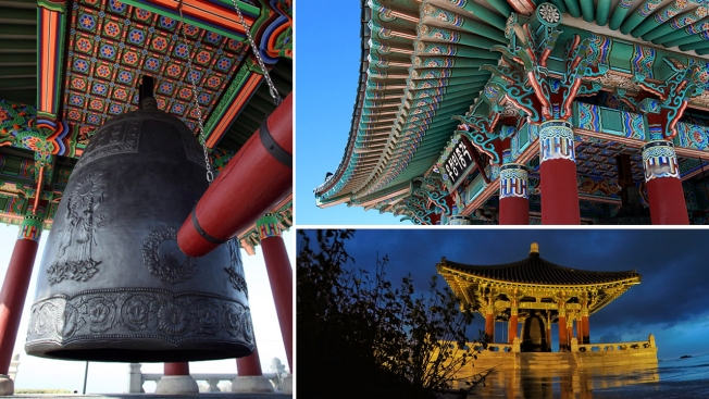 A 17-Ton Beauty: LA's Korean Friendship Bell Turns 40