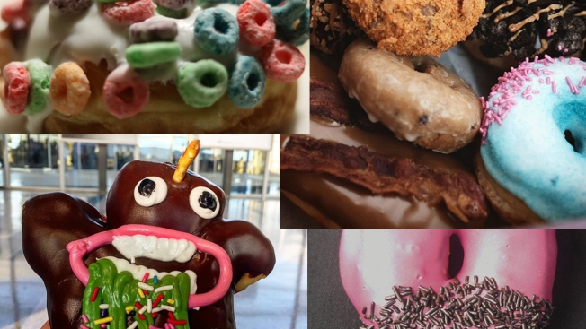 Feast Your Eyes on These Wicked Voodoo Doughnuts