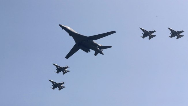 US Flies Bombers Over South Korea in Show of Force Against North Korea