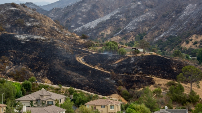 'Not Out of the Woods Yet': Crews Close in on Full Containment of La Tuna Fire