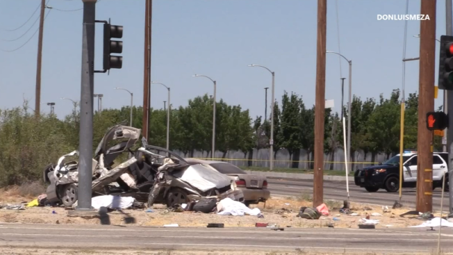 Three of Four Killed in Traffic Crash in Lancaster Identified