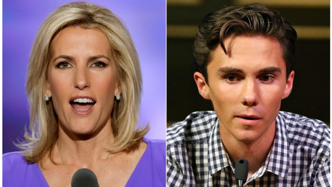 List of Advertisers Dropping Laura Ingraham After 'Inappropriate' Parkland Comments Grows