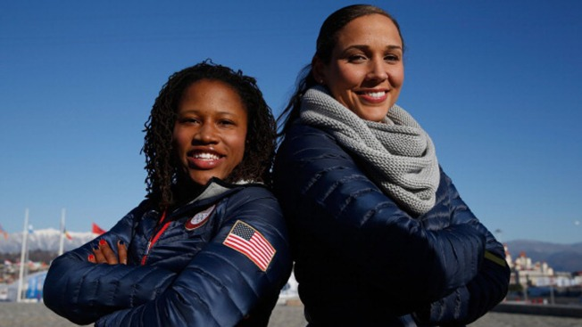 Williams, Jones Officially Become Dual Olympians
