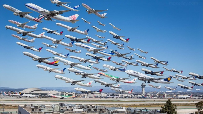 LAX Wow: Local Photographer's Snapshot Goes Viral