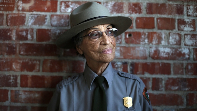 [NATL] Bay Area Woman is World's Oldest Park Ranger