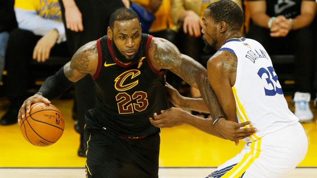 NBA Releases Full Schedule for 2018-19 Season, LeBron's First With Lakers