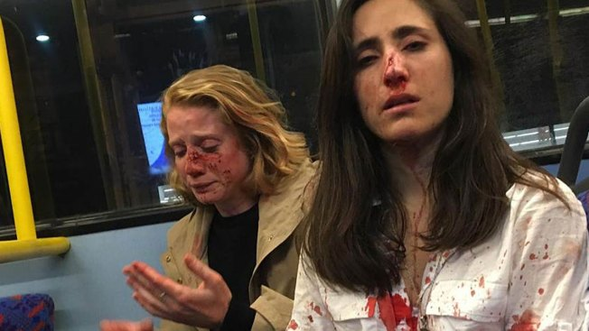 Four Teens Arrested in Attack Against Lesbian Couple on London Bus