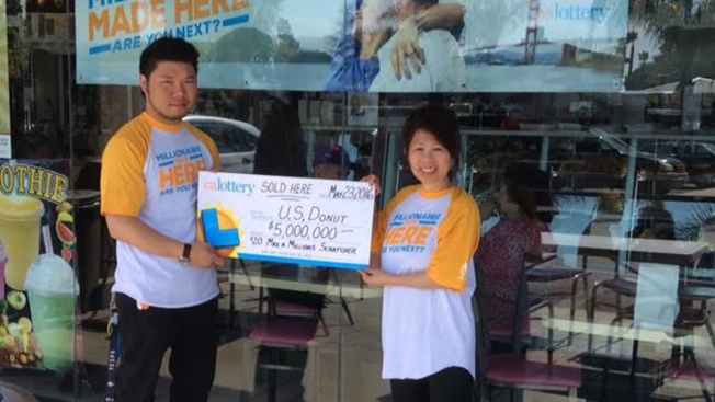 Man Buys Lotto Scratchers While Waiting for Food, Scores $5 Million