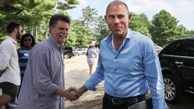 Avenatti Visits New Hampshire as He Considers 2020 Bid