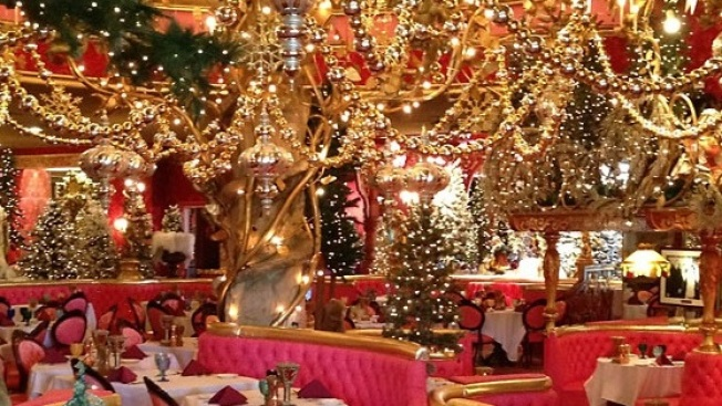 Madonna Inn: Seasonal Celebratory Supping
