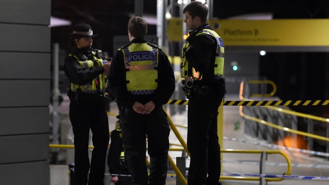 Manchester Stabbing Suspect Detained Under Mental Health Law