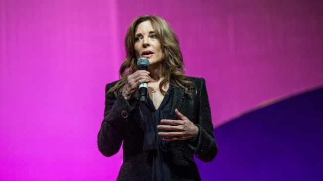 Author Marianne Williamson Announces Presidential Candidacy