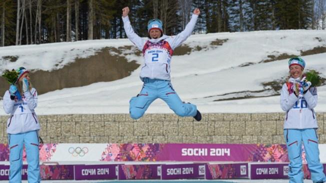 Norway Sweeps in 30k Cross-Country Skiing