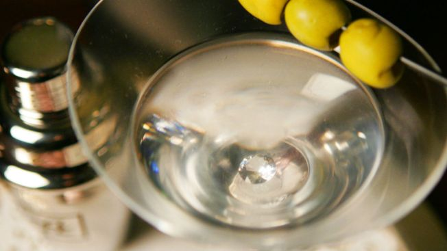 Dominick's at 65: The 65-Cent Martini