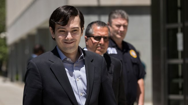 Martin Shkreli Shares Portions of Secret $2 Million Wu-Tang Clan Album to Celebrate Trump Win
