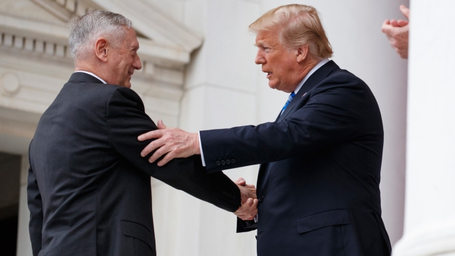 Mattis Out of the Loop and Trump Doesn't Listen to Him, Officials Say