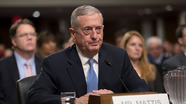Trump's Pentagon Pick Cruises Toward Likely Confirmation