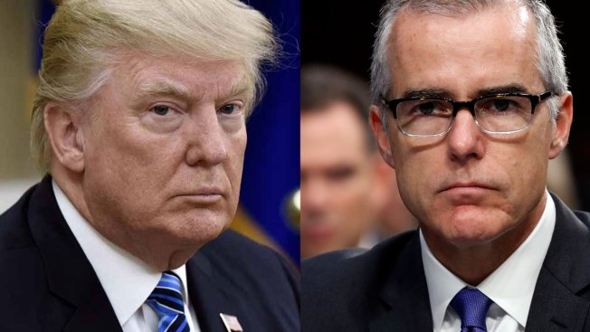 Trump criticises FBI deputy director as he plans retirement