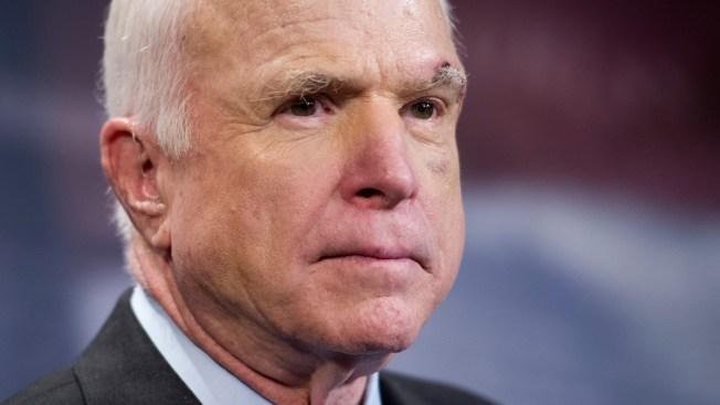 Arizona Republicans Brush Off Talk About McCain Senate Seat