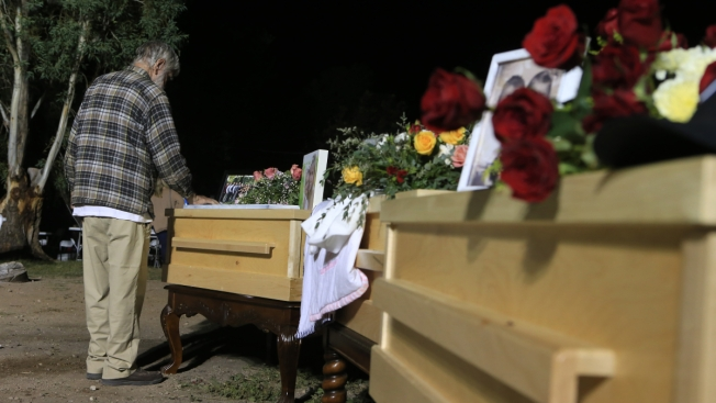 Last Victim of Mexico Border Killings to Be Laid to Rest