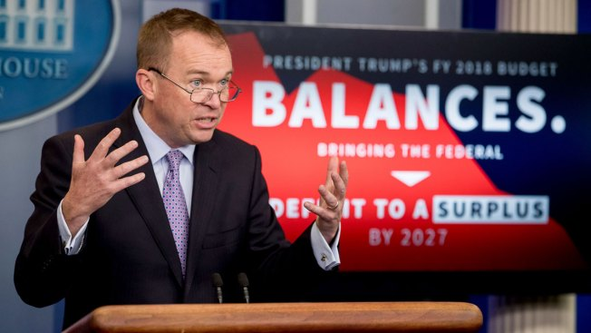 CBO says Trump budget plan doesn't come close to balance