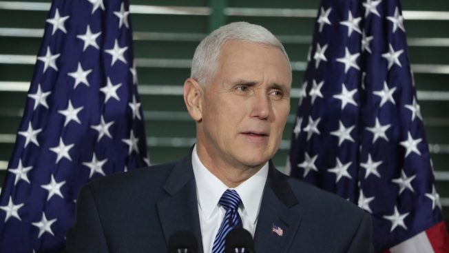 In Congress, Pence Had Own Beef With Court Weighing Immigration Ban