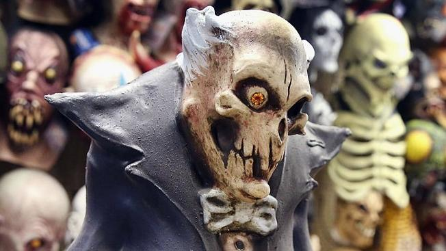 Monsterpalooza Creaks Open on Friday the 13th