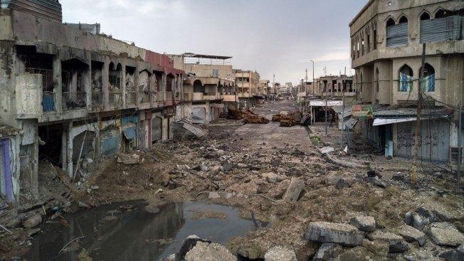 45 Civilians Killed by Coalition Strikes: Pentagon