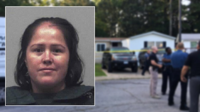 Mother Charged With Killing 4 of Her Children and Their Father