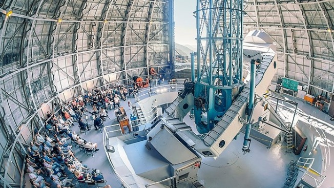 Cosmic: Mount Wilson Observatory Dome Concerts Open