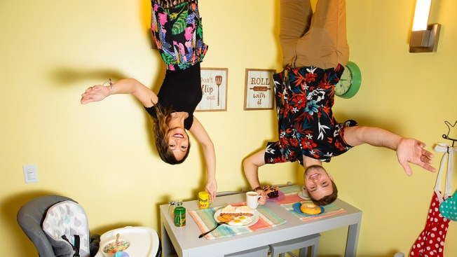 Turn Your World Upside Down at New Museum Experience