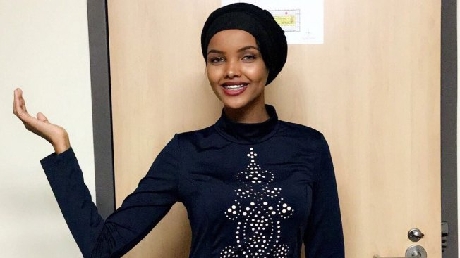 Muslim Miss Minnesota Pageant Hopeful Competes in Hijab, Burkini