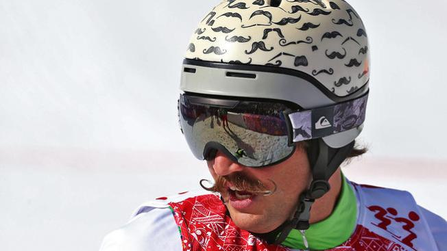 "Sochi Day 13: ""Wolf"" in the Hallway, Manly Mustaches, California Cravings #Go4Gold"