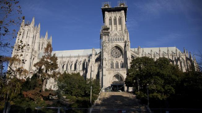 "National Cathedral Offers Site for ""Shutdown"" Weddings"
