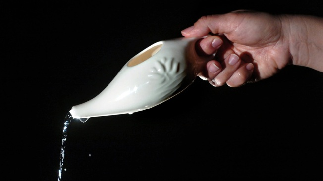 Careful Use of Neti Pot Advised After Woman Contracts Brain-Eating Amoeba