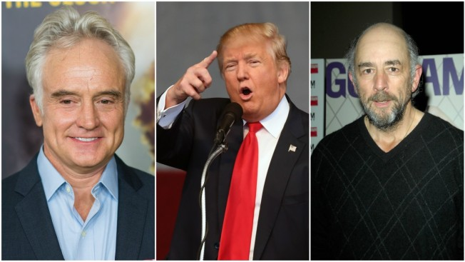 'West Wing' Cast Members Campaign for Clinton, Fear Prospect of a Trump Presidency