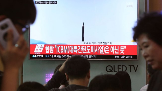U.S. to test ballistic missile defences amid rising threat from North Korea