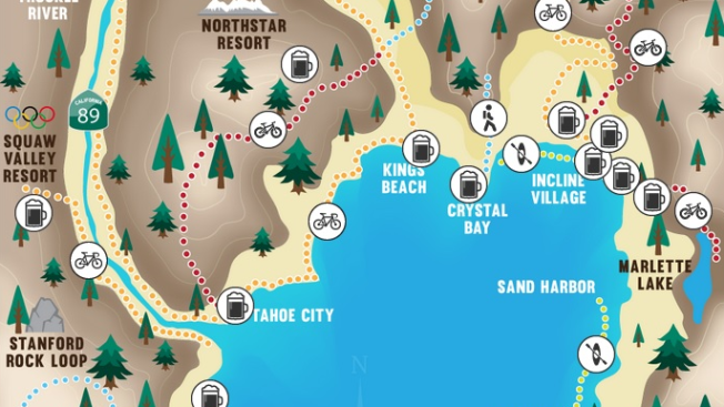 Fall Foam: North Lake Tahoe Ale Trail