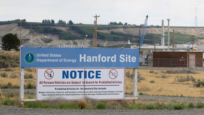 Workers Evacuate After Tunnel Damage At Nuclear Waste Plant