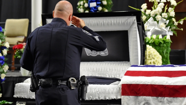 Death Toll Rises for Police Officers on Duty in 2018