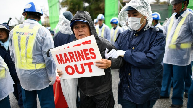 Rising Anti-US Sentiment on Okinawa Ahead of Military Base Relocation