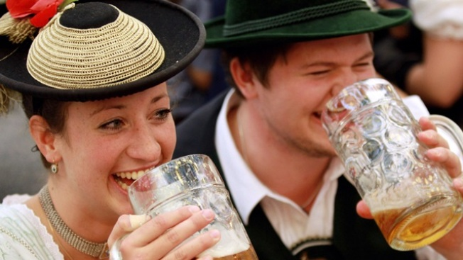 Oktoberfest Season Opens in SoCal