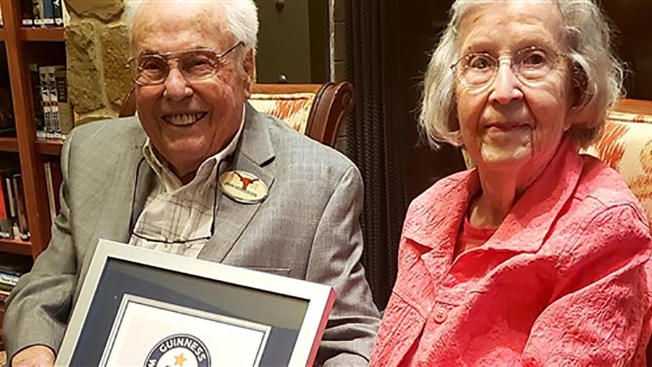 Husband, 106, and Wife, 105, Are Named World's Oldest Living Couple