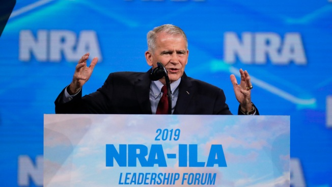 Oliver North Out as NRA President After Leadership Dispute